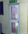 Fly Screen on Door