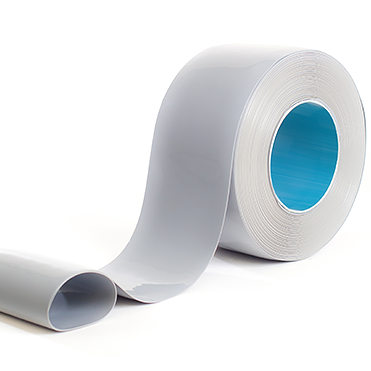 Opaque Grey PVC