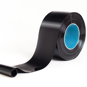 Opaque Black PVC