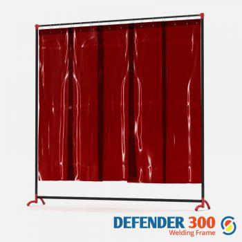 Defender 300 Welding Screen