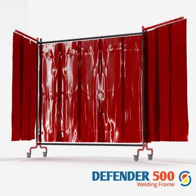 Defender 500 Welding Frame