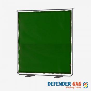 Defender 6 x 6 Green