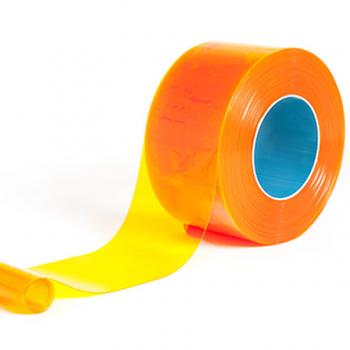 Translucent Orange PVC